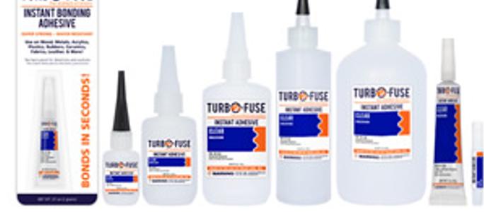Cianoacrilatos de etilo mejorados insensibles a la superficie de Turbo Fuse