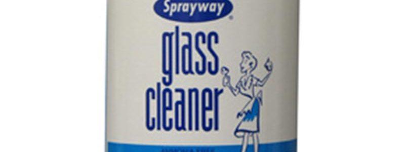 Toallitas limpiadoras de vidrio