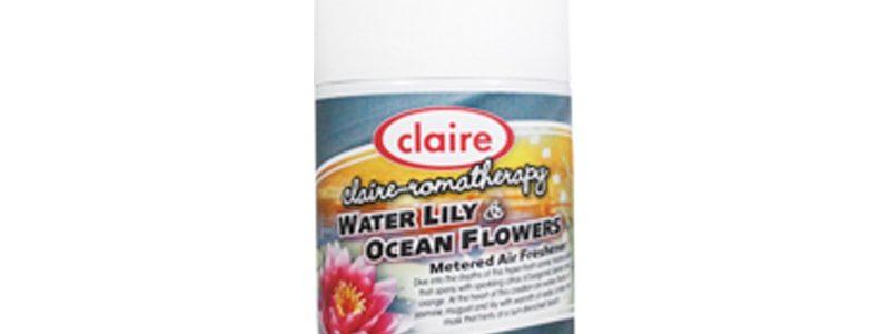AGUA LILY & OCEAN FLOWERS AMBIENTADOR MEDIDO