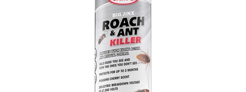 BIG JINX Asesino de hormigas y cucarachas