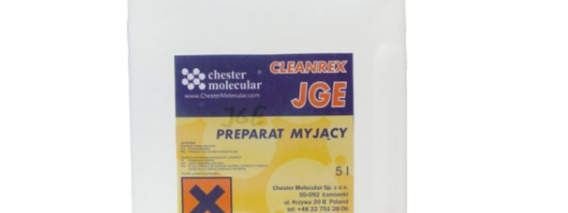 CLEANREX JG