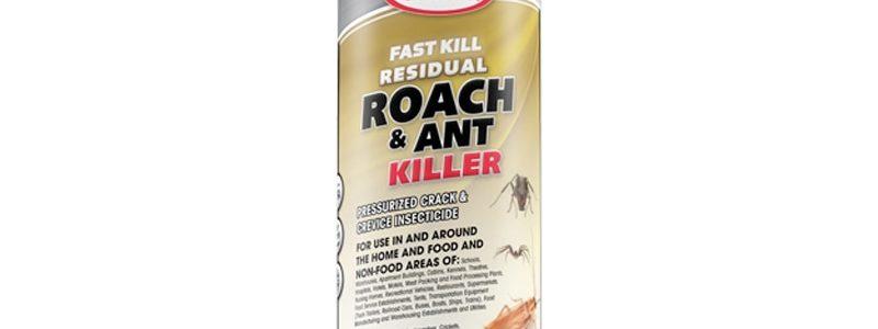MUERTE RÁPIDA RESIDUAL ROACH & ANT KILLER