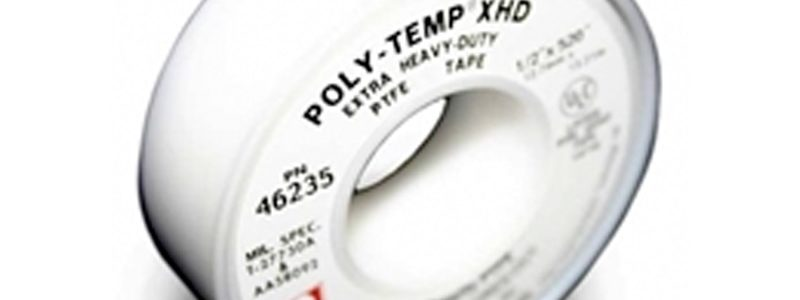 POLY-TEMP® XHD – CINTA DE PTFE EXTRA RESISTENTE